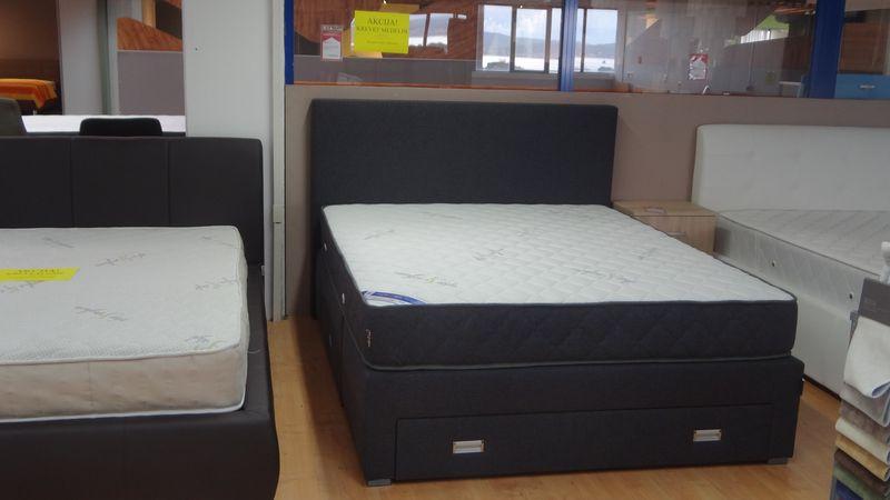 Krevet MEDELIN Boxspring 200x160