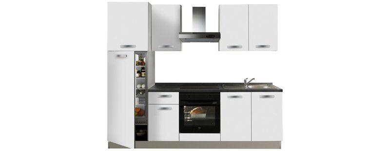 Blok kuhinja sa aparatima 255cm